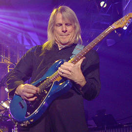 Steve Morse KANSAS by Don Olea