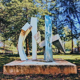 Paul Kercher - Sculpture in the Park