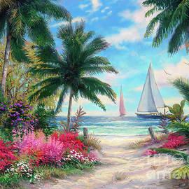 Sea Breeze Trail by Chuck Pinson
