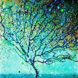 Sea Fan Tree of the Sea by Barbara Chichester