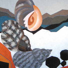 Susan Lishman - Sea Floor II