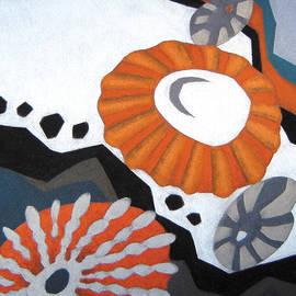 Susan Lishman - Sea Floor III