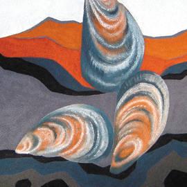 Susan Lishman - Sea Floor IV