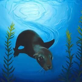 Jackie Novak - Sea Lion