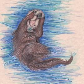 Stephanie Small - Sea Otter