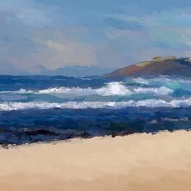 Anthony Fishburne - Sea Shore