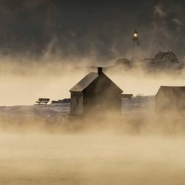 Jack Milton - Sea Smoke Morning