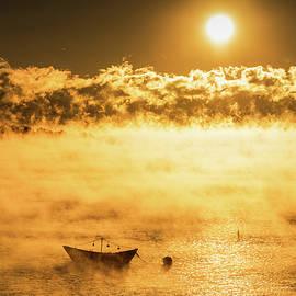 Jack Milton - Sea Smoke Sunrise