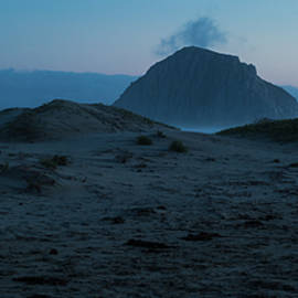 Sea Stack Morro Bay California - Steve Gadomski