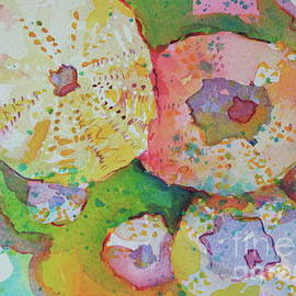 Sea Urchins X by Marsha Reeves