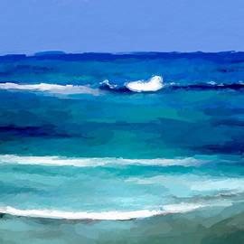 Anthony Fishburne - Sea waves