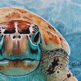 Kimberly Walker - Sea Worthy Watercolor