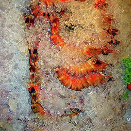 Seafood. Texture. by Andy Za