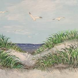 Lindsay Smith - Seagull Summer
