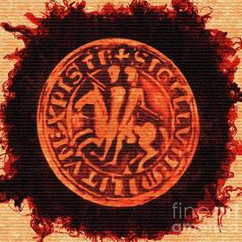 Seal of the Knights Templar - Pierre Blanchard