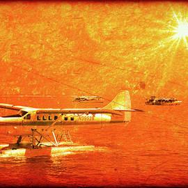 Charles Haaland - Seaplane Vintage