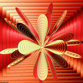 Iris Gelbart - Seashell Art
