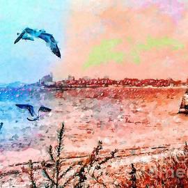 GabeZ Art - Seaside Break