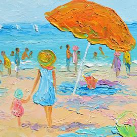 Jan Matson - Seaside days