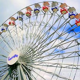 Seaside Heights Ferris Wheel by Ed Weidman
