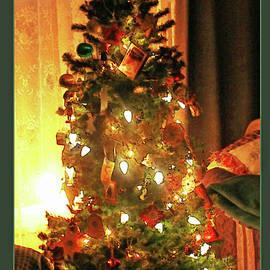 Gretchen Wrede - Season of Lights Tree