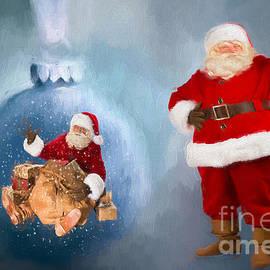 Darren Fisher - Seasons Greetings from Santa