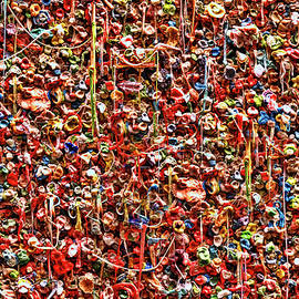 Allen Beatty - Seattle Gum Wall 2