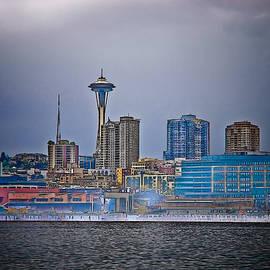 Seattle by Jim DeLillo