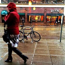 Jenny Revitz Soper - Seattle Rain