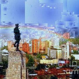 Sebastian De Belalcazar by Rafael Salazar