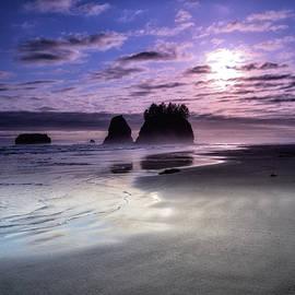 Second Beach by Spencer McDonald