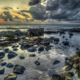 Reid Callaway - Secret Beach Sunset 2 Aulani Disney Resort and Spa  Hawaii Collection Art