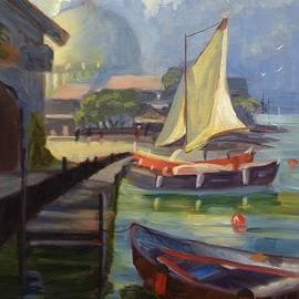 Elena Sokolova - Secret Harbor