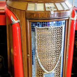 Gene Parks - Seeburg - Trashcan - Jukebox