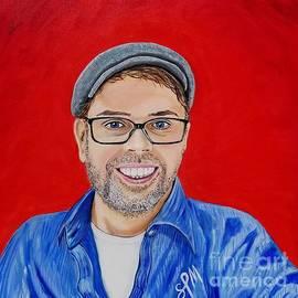 Shawn Christopher Mooney - Self Portrait II