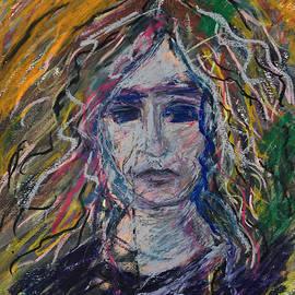 Self Portrait by Katt Yanda