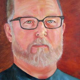 Troy Brown - Self Portrait