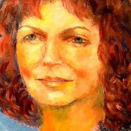 Dagmar Helbig - Selfportrait 2018