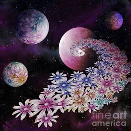 Seminal Flowers by Rosa Cobos