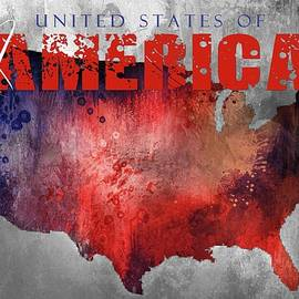 Sending Love To The United States Of America by Jai Johnson