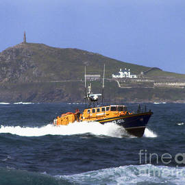Terri Waters - Sennen Cove Lifeboat