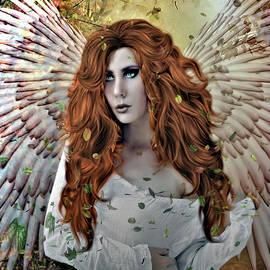 G Berry - Sensual Autumn Angel
