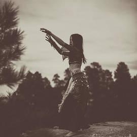 Scott Sawyer - Sepia Forest Belly Dance