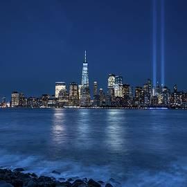 Bob Cuthbert - September 11th Tribute in Lights