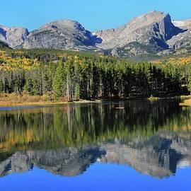 Dan Sproul - September Sprague Lake Reflection