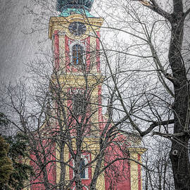 Joan Carroll - Serbian Orthodox Cathedral II