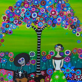 Serenata mi Senora Frida by Pristine Cartera Turkus