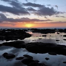 Heidi Fickinger - Serene Sunset Molokai