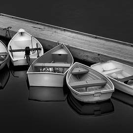 Expressive Landscapes Fine Art Photography by Thom - The Five Dinghy