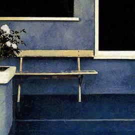 RC deWinter - Set Piece with Gardenias